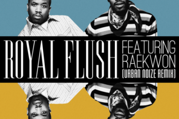 OutKast featuring Raekwon - Royal Flush (Urban Noize Remix)