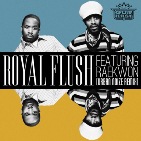 OutKast featuring Raekwon - Royal Flush (Urban Noize Remix)