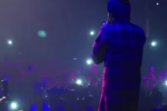 "A$AP Rocky & Bun B - ""Purple Swag"" x ""Get Throwed"" (Live in Houston)"
