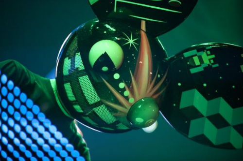 Deadmau5 - Get In The October Cart, Pig (New Version)