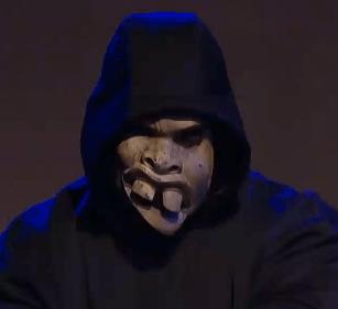 """Die Antwoord performs """"I Fink U Freeky"""" on Letterman"""