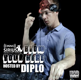 Diplo - Sirius XM 'Blow Your Head' Series (February Mix)