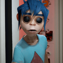 Gorillaz, James Murphy and Andre 3000 – DoYaThing