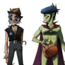 Gorillaz team up with André 3000 & James Murphy