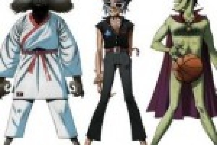 Gorillaz, James Murphy & Andre 3000 – DoYaThing (13 Minute Version)