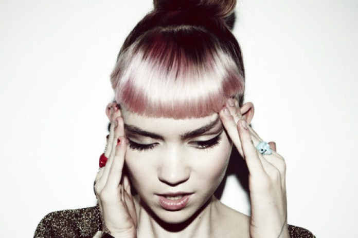 Grimes featuring Deniro Farrar - Genesis (Ryan Hemsworth Remix)
