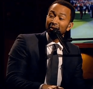 John Legend on ESPN's 'First Take'