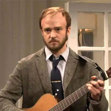 Justin Timberlake - Bon Iver Impersonation on SNL