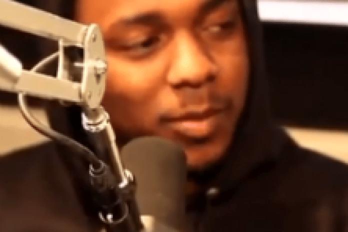 Kendrick Lamar & Schoolboy Q - Interview w/ Peter Rosenberg