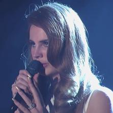 Lana Del Rey - Video Games (Live on Jimmy Kimmel)