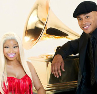 LL Cool J & Nicki Minaj Grammy promo