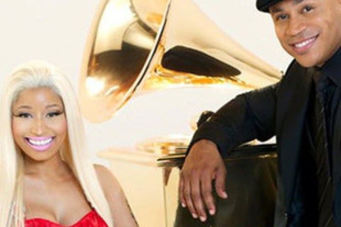 LL Cool J & Nicki Minaj Grammy promo