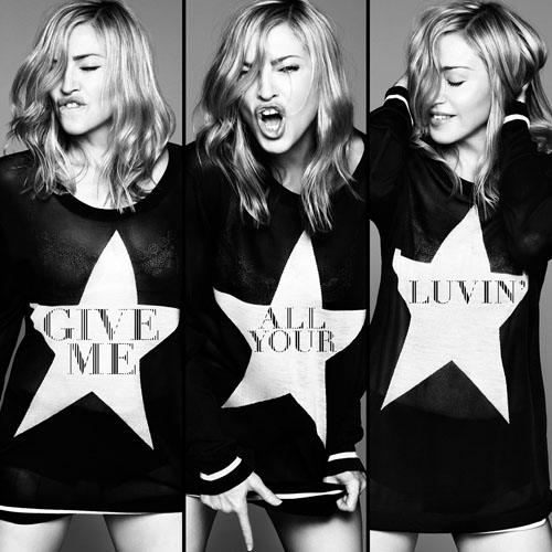Madonna featuring Nicki Minaj & M.I.A. - Give Me All Your Luvin' (Snippet)