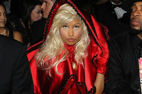 Nicki Minaj featuring Lil Wayne - Roman Reloaded