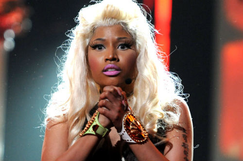 "The Catholic League questions if Nicki Minaj ""is possessed"""