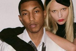 GQ+A: Pharrell Williams