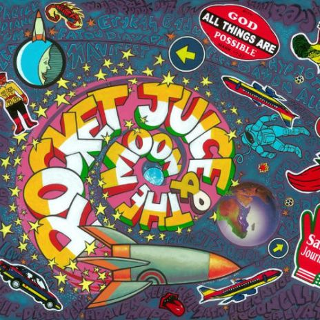 Rocket Juice and the Moon featuring Erykah Badu - Hey Shooter