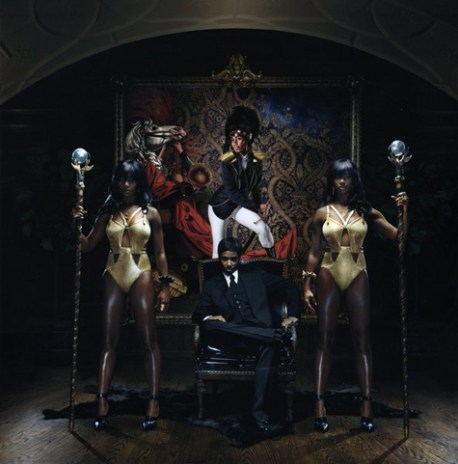 Santigold: Making of 'Master of My Make-Believe' album cover