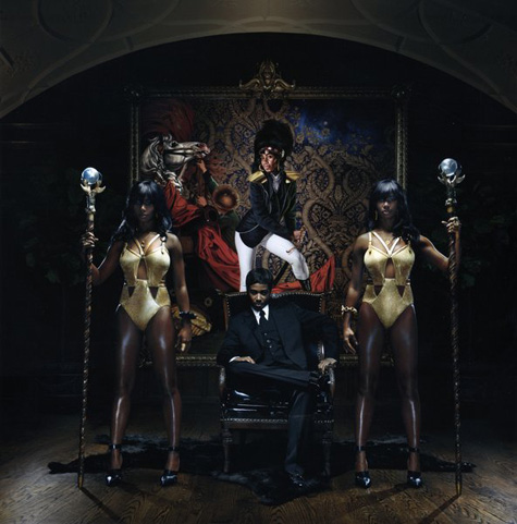 Santigold: Making of 'Master of My Make-Believe' album cover