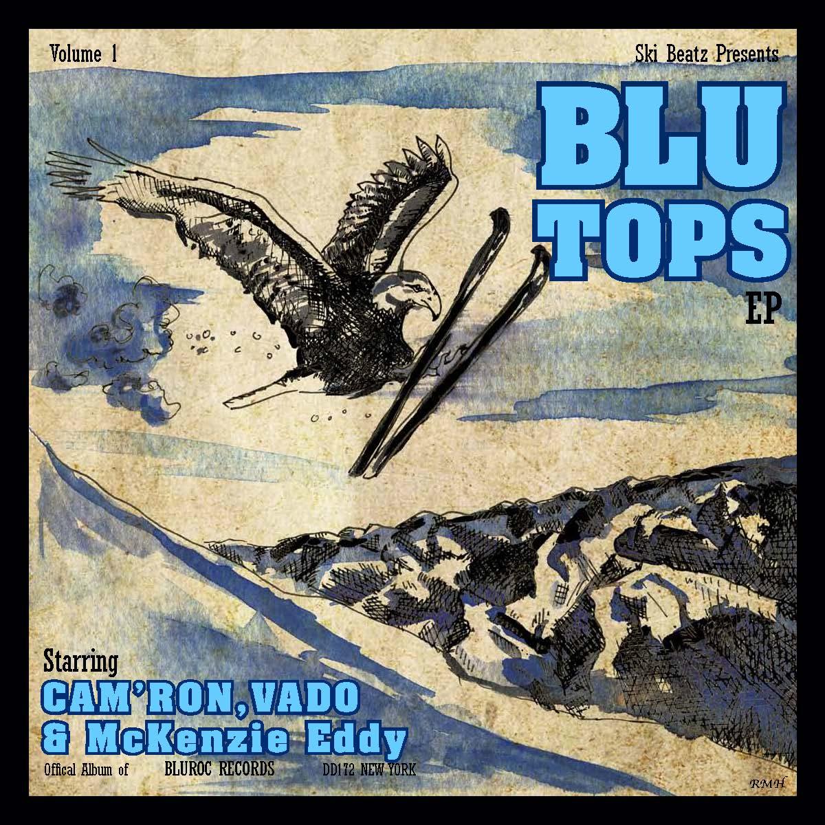 Ski Beatz - Blu Tops (EP)