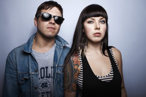 Sleigh Bells announce spring tour of Europe and North America