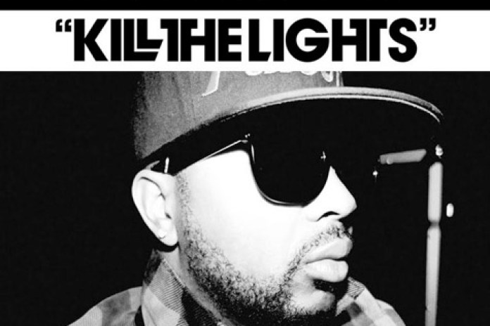 The-Dream featuring Casha - Kill the Lights