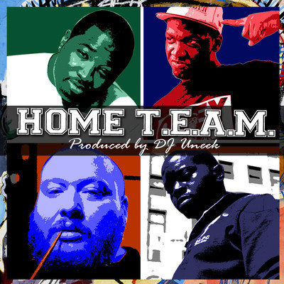 Troy Ave featuring Action Bronson, Mr. Muthafuckin eXquire, Maffew Ragazino & Avon Blocksdale - Home T.E.A.M.