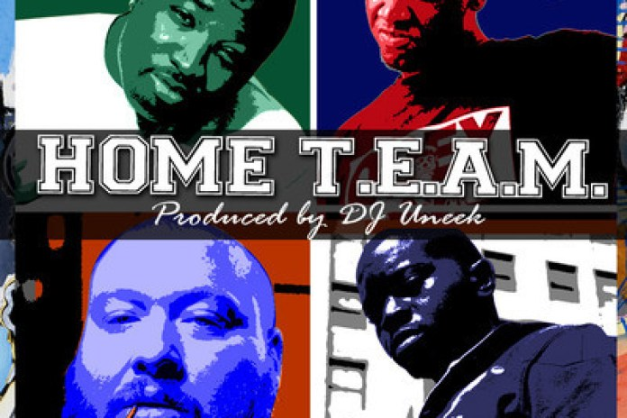 Troy Ave featuring Action Bronson, Mr. Muthafuckin eXquire, Maffew Ragazino & Avon Blocksdale - Home T.E.A.M.