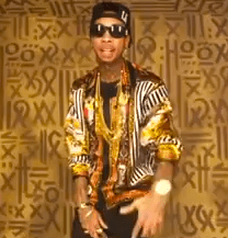 Tyga featuring Wale, Fabolous, Young Jeezy, Meek Mill & T.I. - Rack City (Remix)