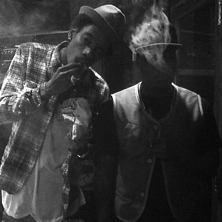 Wiz Khalifa & Domo Genesis - Ground Up