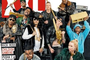 XXL reveals its 2012 Freshman Class