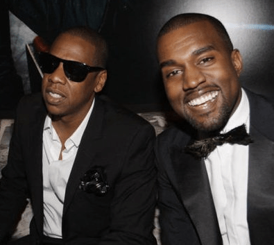 Behind the scenes with Kanye West & Jay-Z's live band