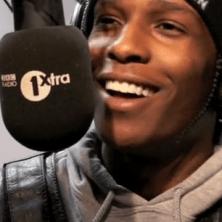 A$AP Rocky - Ni**as In Paris (Freestyle)