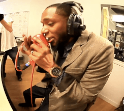 Yasiin Bey – Forever Alive (Live on Radio Nova in Paris)