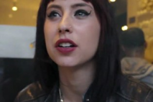 An evening with Kreayshawn