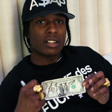 A$AP Rocky talks producing for the first time on his debut album
