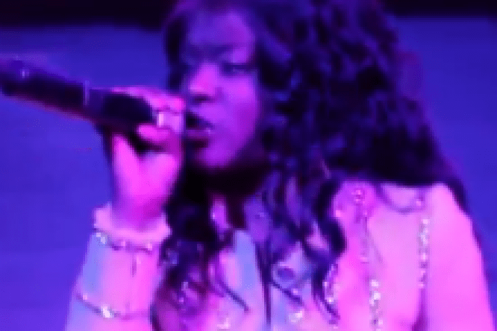 Azealia Banks debuts new song at Chanel Party in Japan