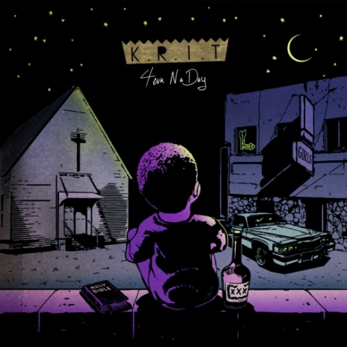 Big K.R.I.T. - 4Eva N A Day (Mixtape)