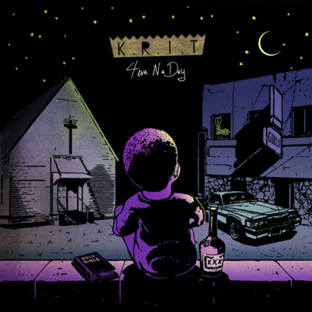 Big K.R.I.T. – 4evaNaDay (Tracklist)