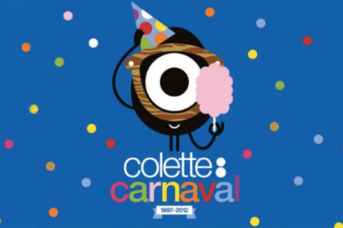 Busy P featuring Linlee Allen - Colette C'est Chouette (for colette Carnaval 2012)