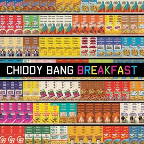 Win TDK 3 speakers boombox and a signed copy of Chiddy Bang's 'Breakfast' LP