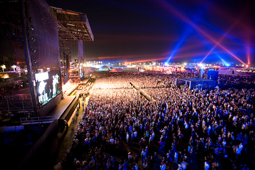 Coachella 2012 sideshows announced