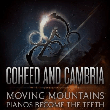Coheed and Cambria announces spring tour