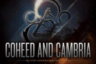 Coheed and Cambria announces spring tour