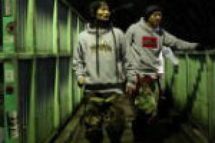DEXPISTOLS featuring RYO the SKYWALKER – Mid Night City