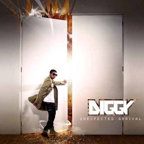 Diggy - Unexpected Arrival (Full Album Stream)