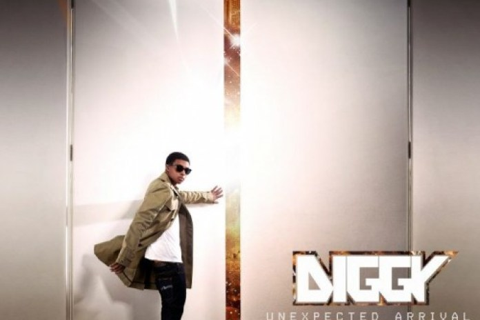 Diggy reveals 'Unexpected Arrival' tracklist
