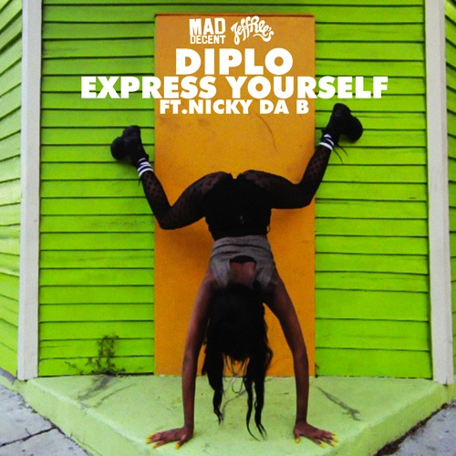 Diplo announces release date for Express Yourself EP
