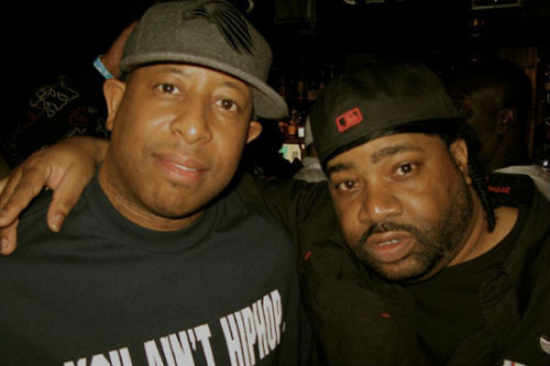 Lord Finesse - Iconsiderate Females (DJ Premier 1989 Demo Sessiom) (Snippet)