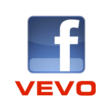VEVO tightens partnership with Facebook